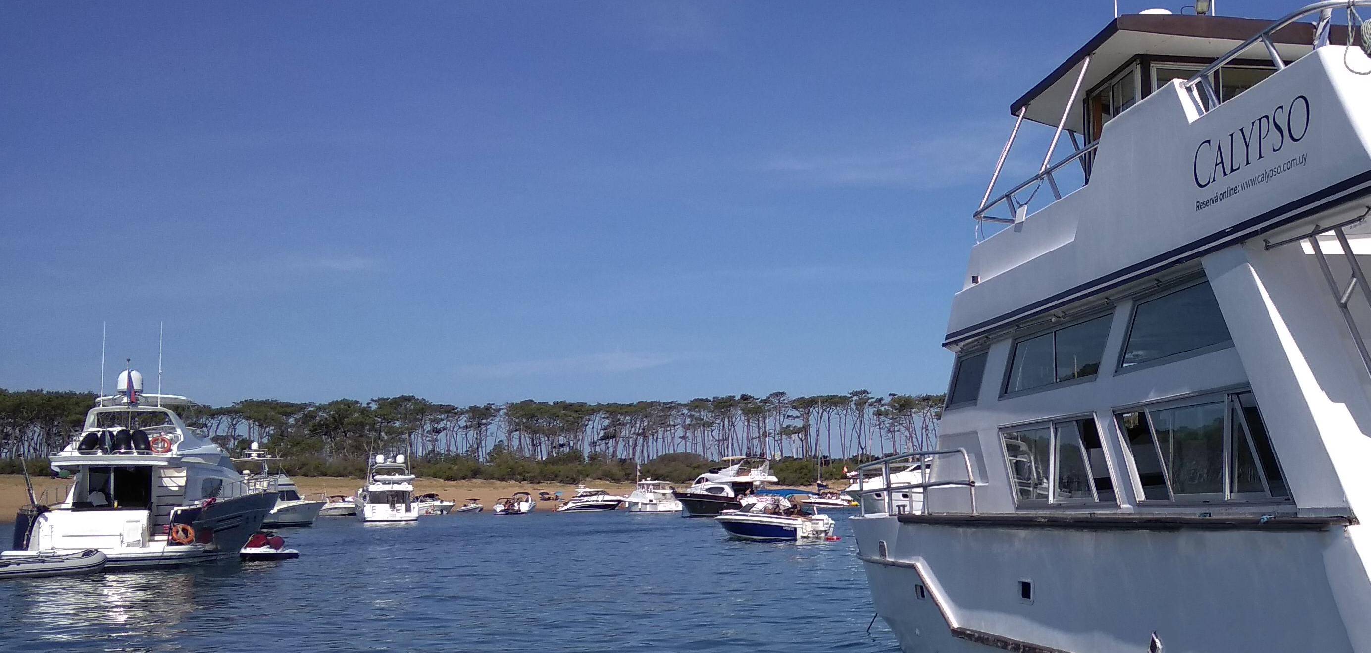 Isla Gorriti & Bahía